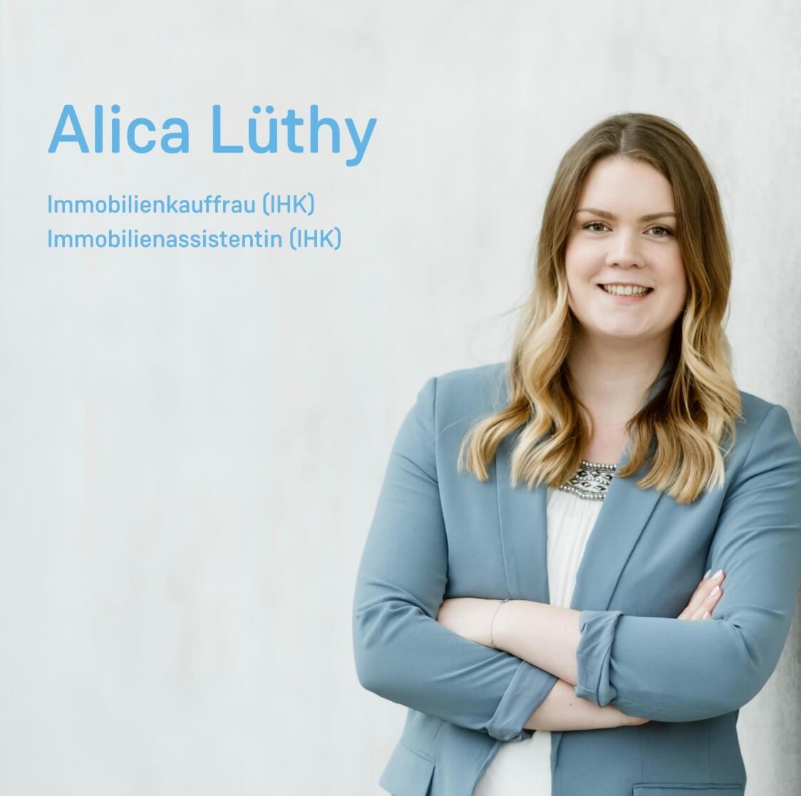 Alica Luethy