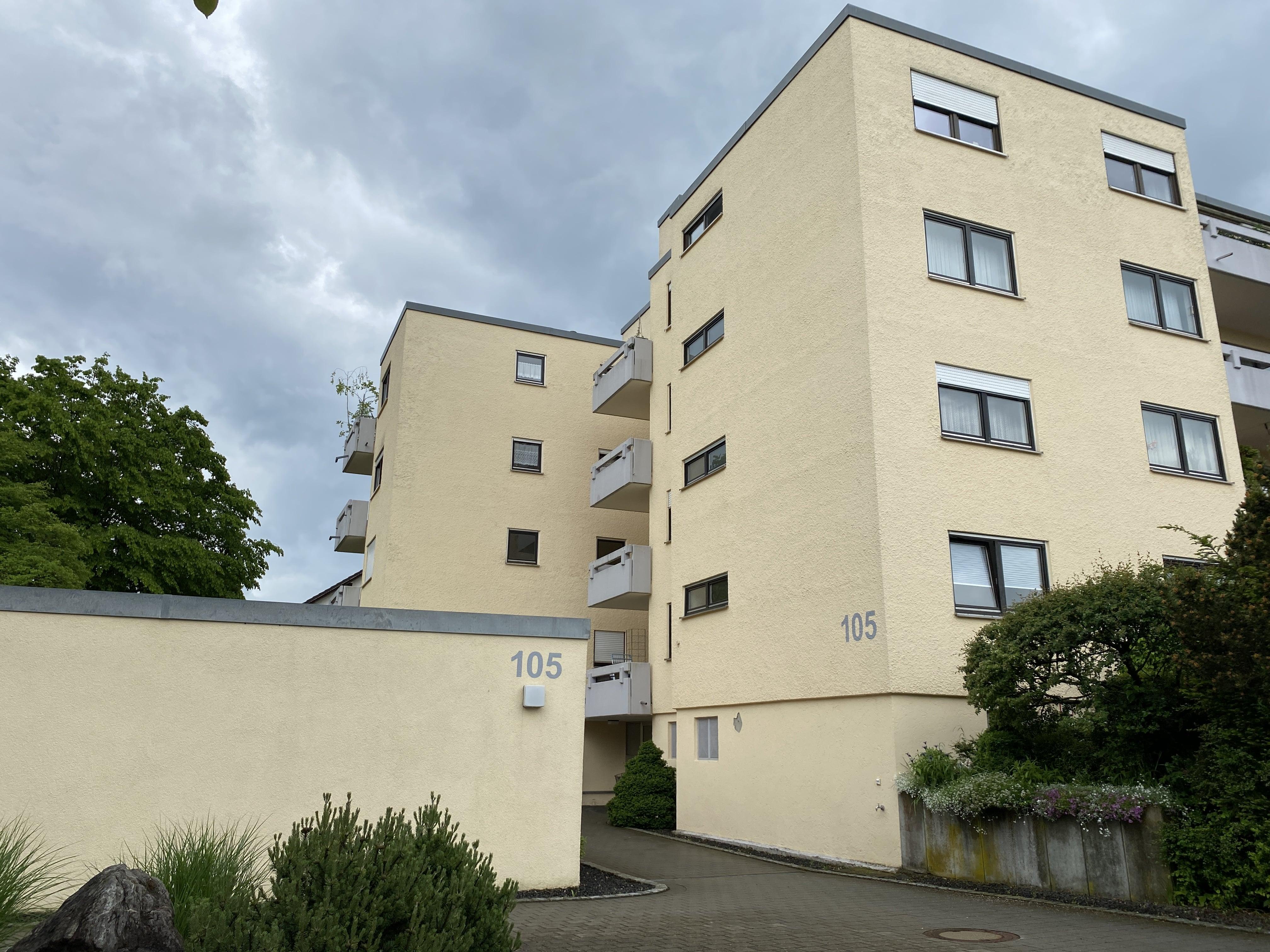 Gepflegte 3 Zimmer Eigentumswohnung in idyllischer Stadtrandlage